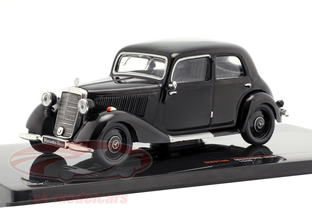 ixo-1-43-mercedes-benz-170v-w136-bouwjaar-1949-zwart-clc314n/
