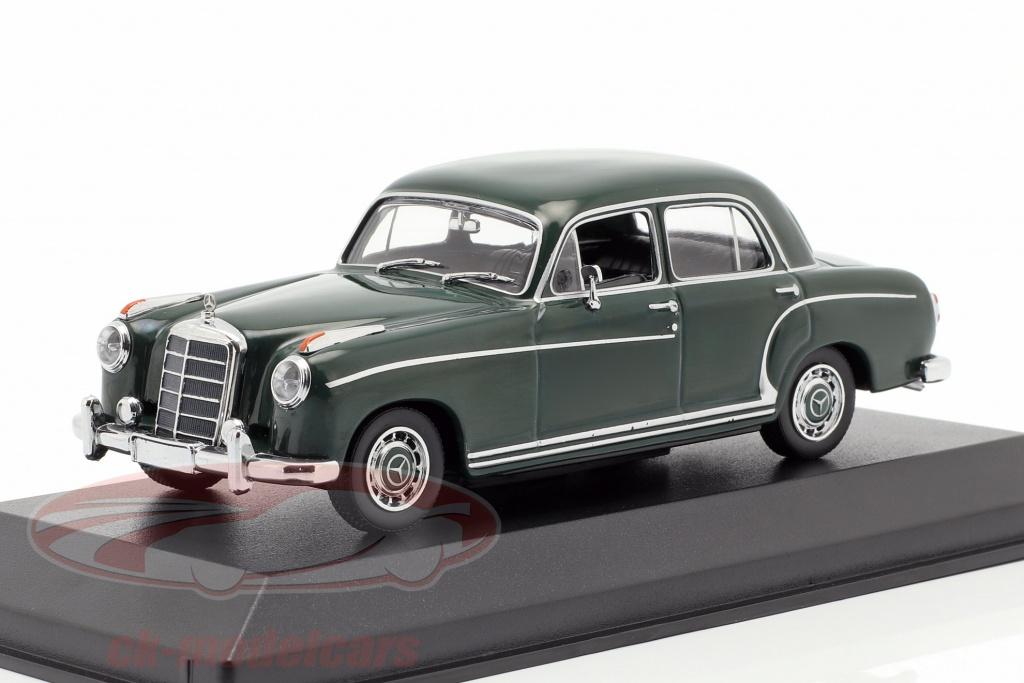 minichamps-1-43-mercedes-benz-220-s-w180-ii-year-1956-dark-green-940033001/