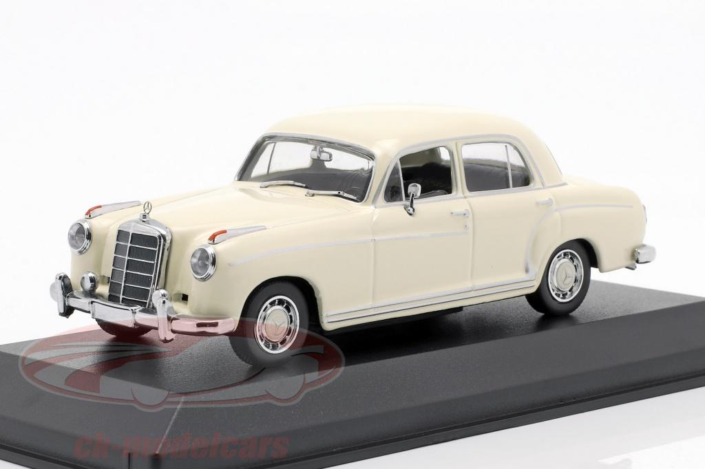 minichamps-1-43-mercedes-benz-220-s-w180-ii-annee-de-construction-1956-creme-blanc-940033000/