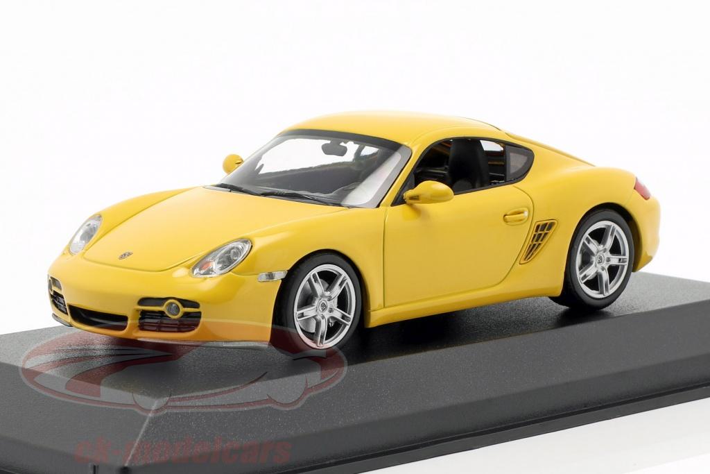minichamps-1-43-porsche-cayman-s-987c-year-2005-yellow-940065620/