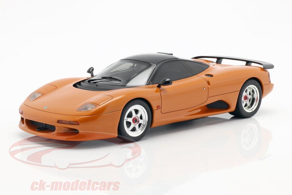 cult-scale-models-1-18-jaguar-xjr-15-anno-di-costruzione-1990-arancione-metallico-cml092-2/