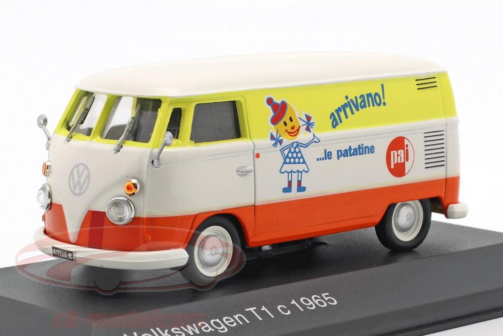 altaya-1-43-volkswagen-vw-t1c-autobus-ano-de-construccion-1965-blanco-naranja-amarillo-ck57857/