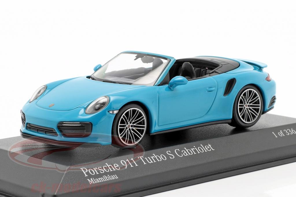 minichamps-1-43-porsche-911-991-ii-turbo-s-cabriolet-anno-di-costruzione-2016-miami-blu-410067182/