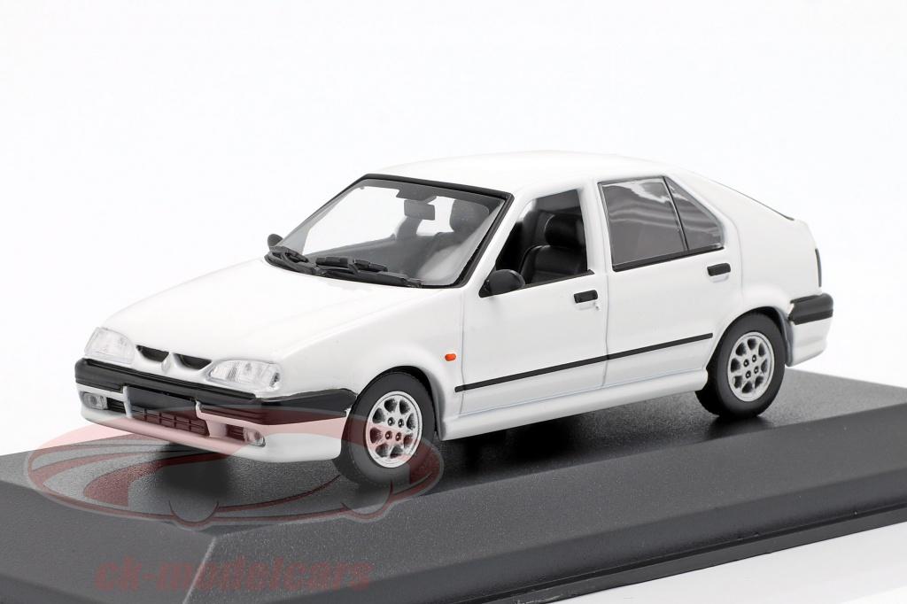 minichamps-1-43-renault-19-opfrselsr-1995-hvid-940113700/