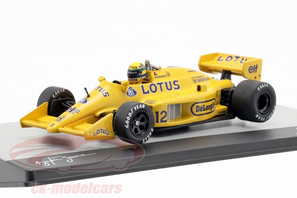 altaya-1-43-ayrton-senna-lotus-99t-no12-vencedor-monaco-gp-formula-1-1987-ck51581/