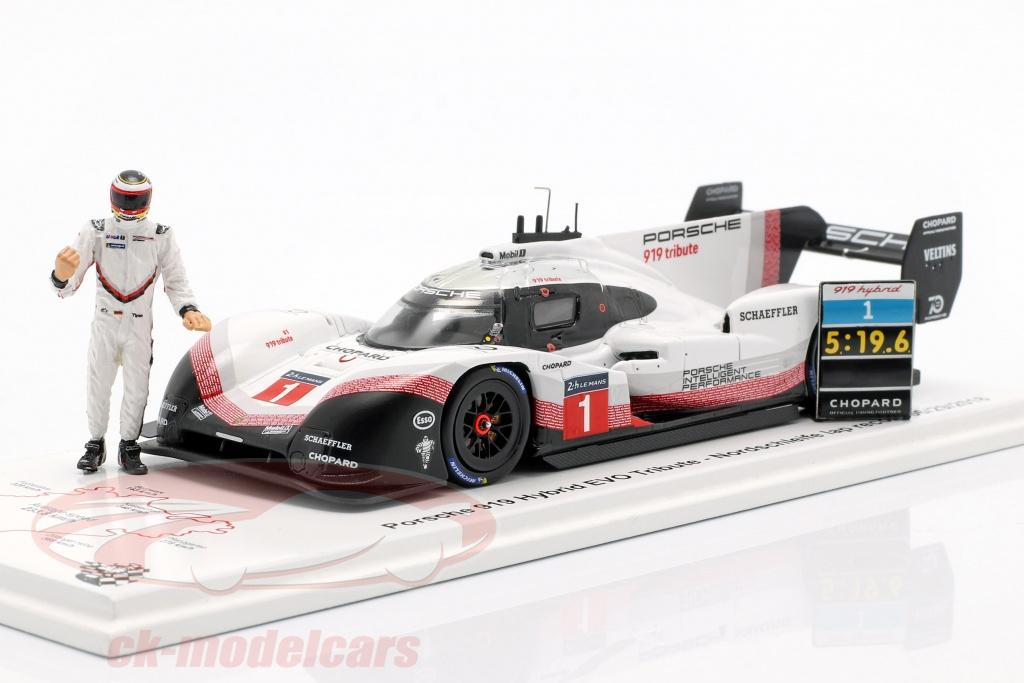 spark-1-43-porsche-919-hybrid-evo-con-figura-no1-record-de-vuelta-nuerburgring-2018-t-bernhard-s5847/