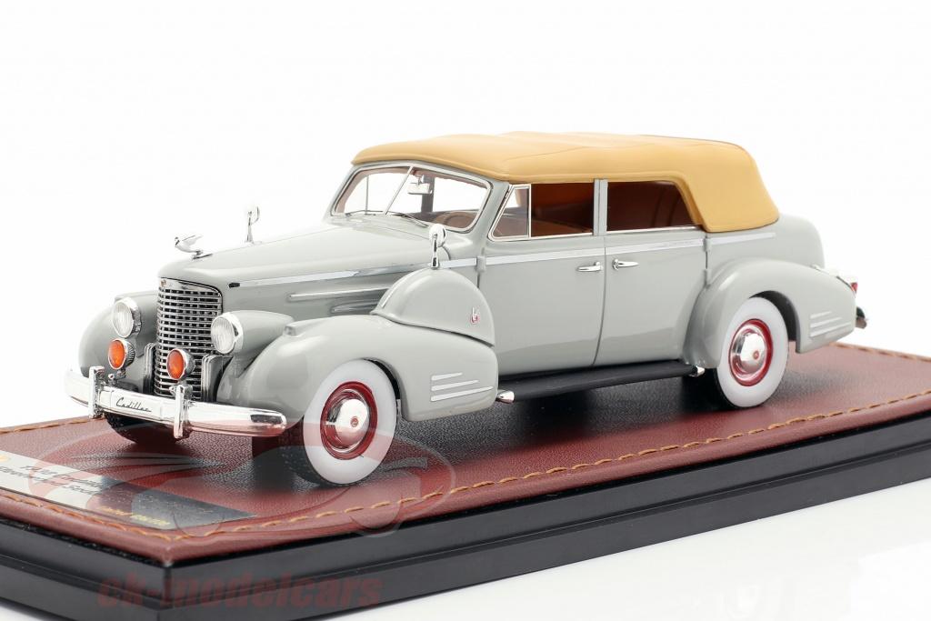 great-lighting-models-1-43-cadillac-v16-series-90-fleetwood-sedan-closed-top-baujahr-1938-grau-glm124504/