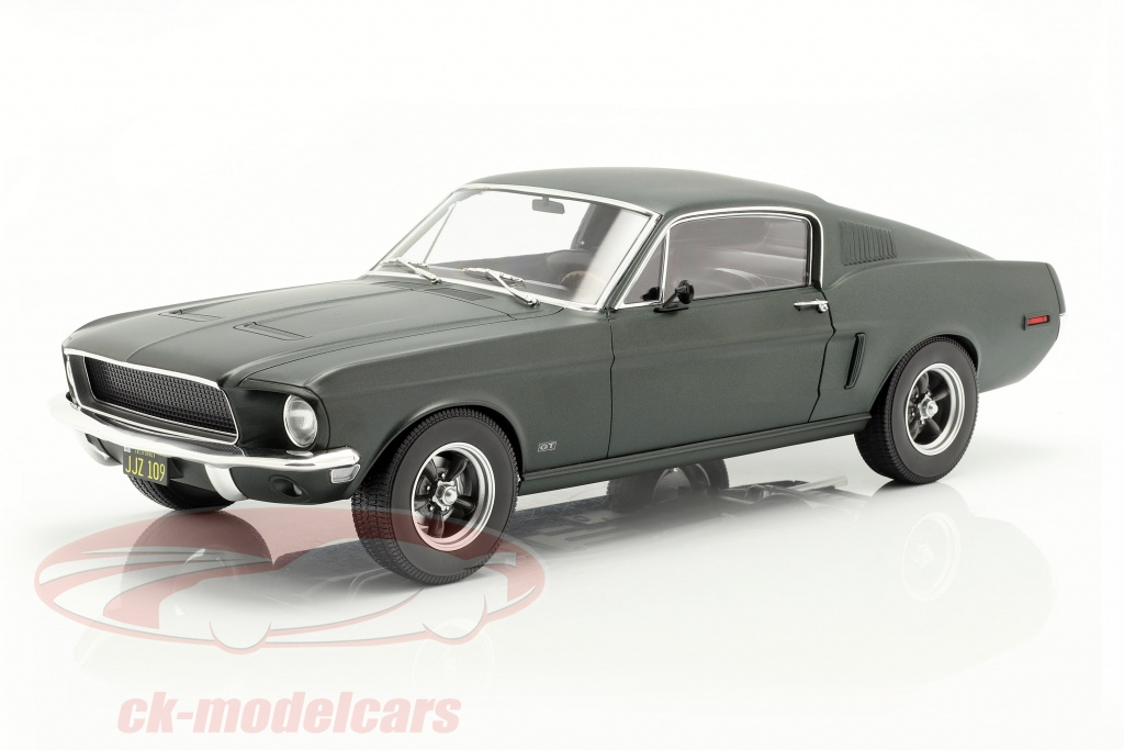 norev-1-12-ford-mustang-fastback-coupe-year-1968-satin-green-metallic-122702/