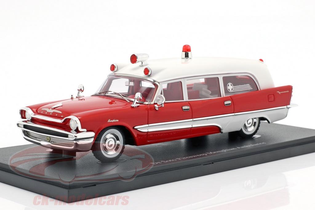 autocult-de-soto-firesweep-memphian-ambulance-ano-de-construcao-1957-vermelho-branco-1-43-12010/