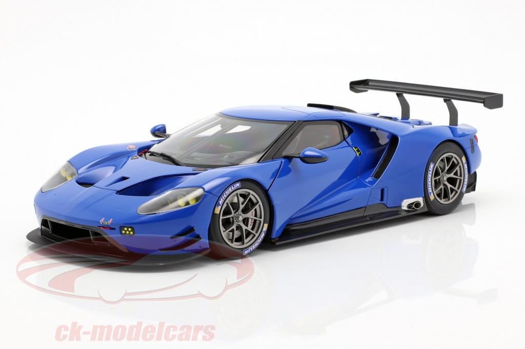 autoart-1-18-ford-gt-lemans-plain-body-version-azul-81812/