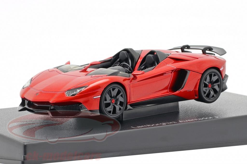 autoart-1-43-lamborghini-aventador-j-roadster-year-2012-red-black-54651/