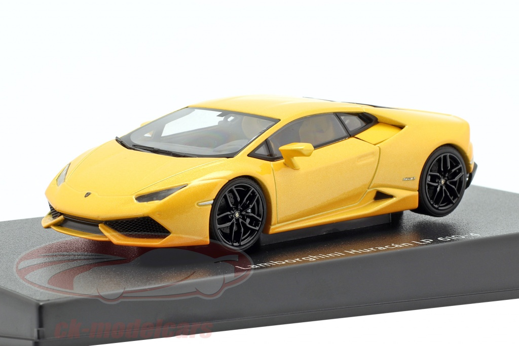 autoart-1-43-lamborghini-huracan-lp-610-4-ano-de-construcao-2014-amarelo-metalico-54603/