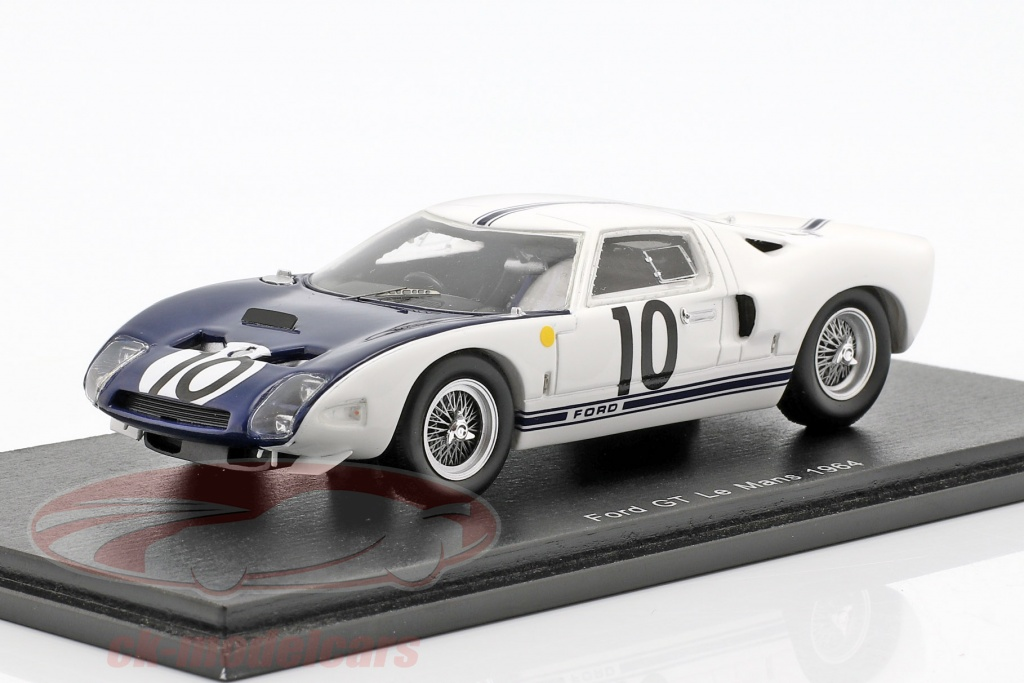 spark-1-43-ford-gt40-no10-24h-lemans-1964-hill-mclaren-s4078/