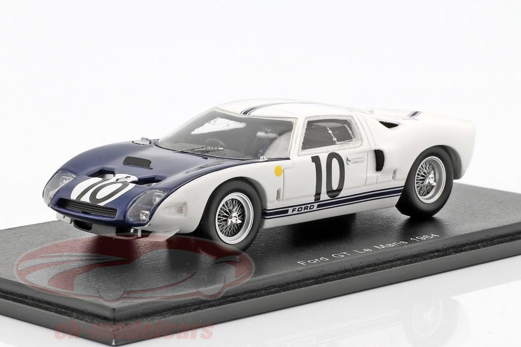 spark-1-43-ford-gt40-no10-24h-lemans-1964-hill-mclaren-s4078/
