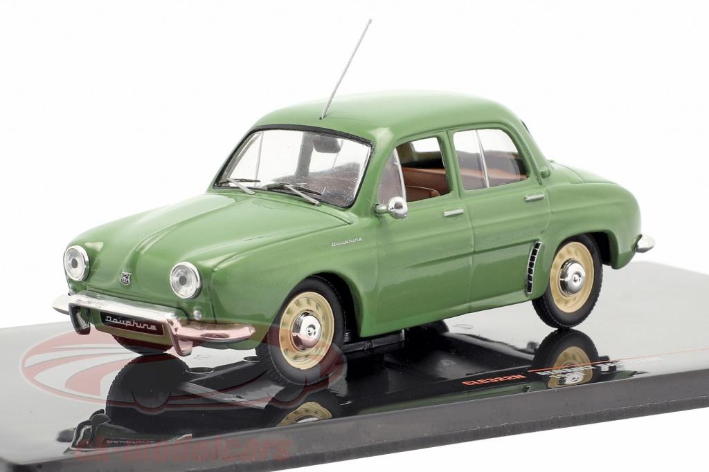 ixo-1-43-renault-dauphine-bouwjaar-1961-groen-clc322n/