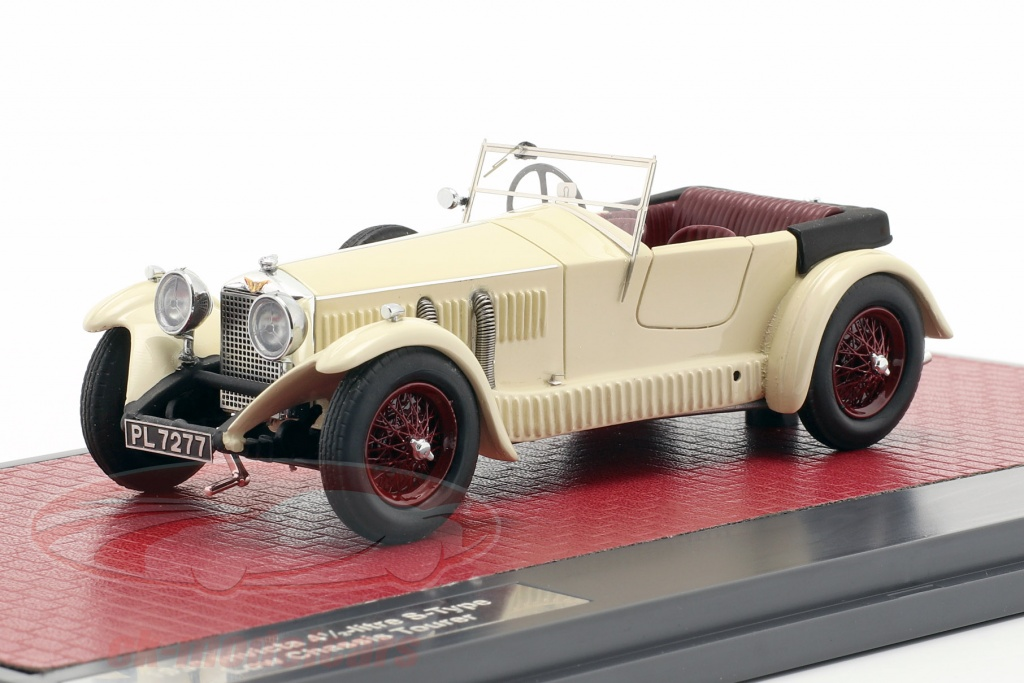 matrix-1-43-invicta-45-litre-s-type-low-chassis-tourer-open-top-1930-creme-weiss-mx40906-011/