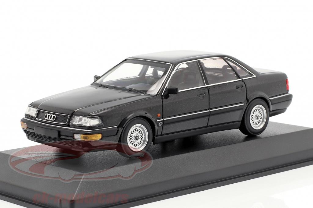 minichamps-1-43-audi-v8-4c-baujahr-1988-schwarz-metallic-940016000/