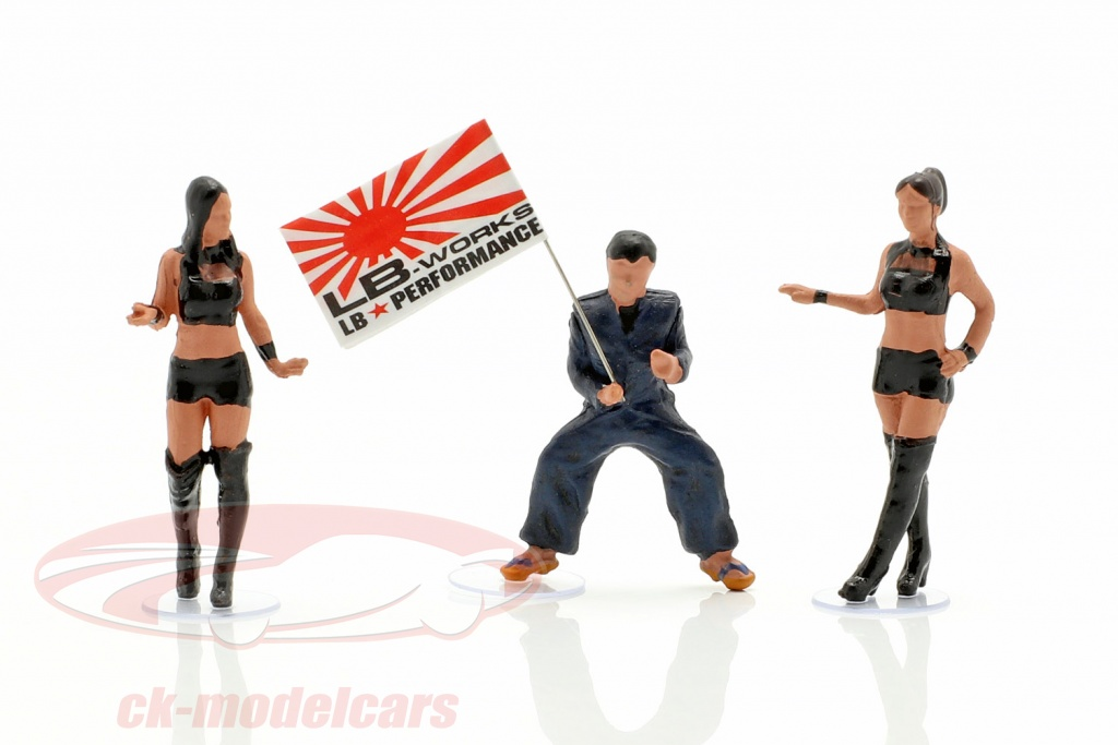 lb-works-mr-kato-show-girls-cifras-set-1-64-truescale-mgtac04/