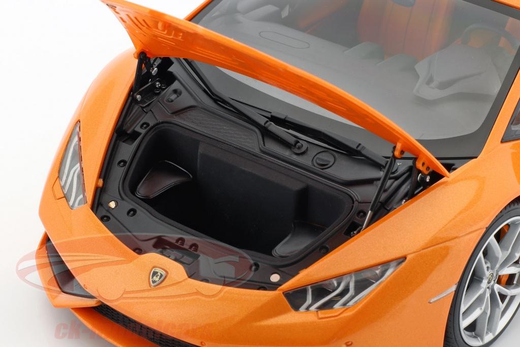 Lamborghini Huracan LP 610-4 Baujahr 2014 orange 1:18 AUTOart