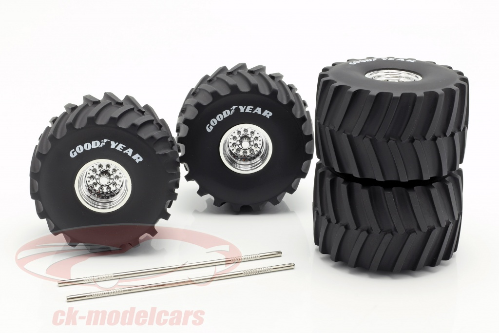 greenlight-1-18-monster-truck-66-inch-wheel-tire-set-goodyear-13547/
