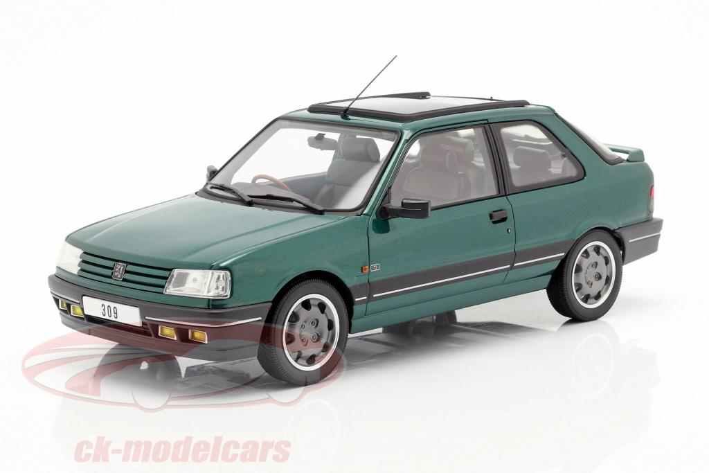 norev-1-18-peugeot-309-gti-rhd-goodwood-baujahr-1991-gruen-metallic-184883/