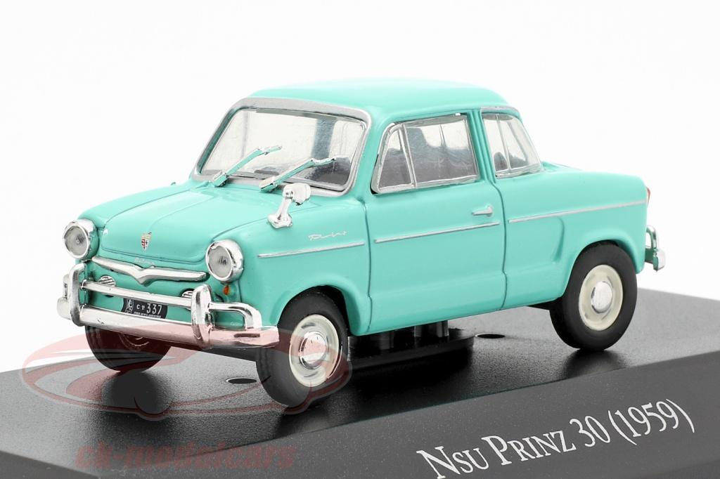 altaya-1-43-nsu-prinz-30-year-1959-turquoise-mag-arg33/