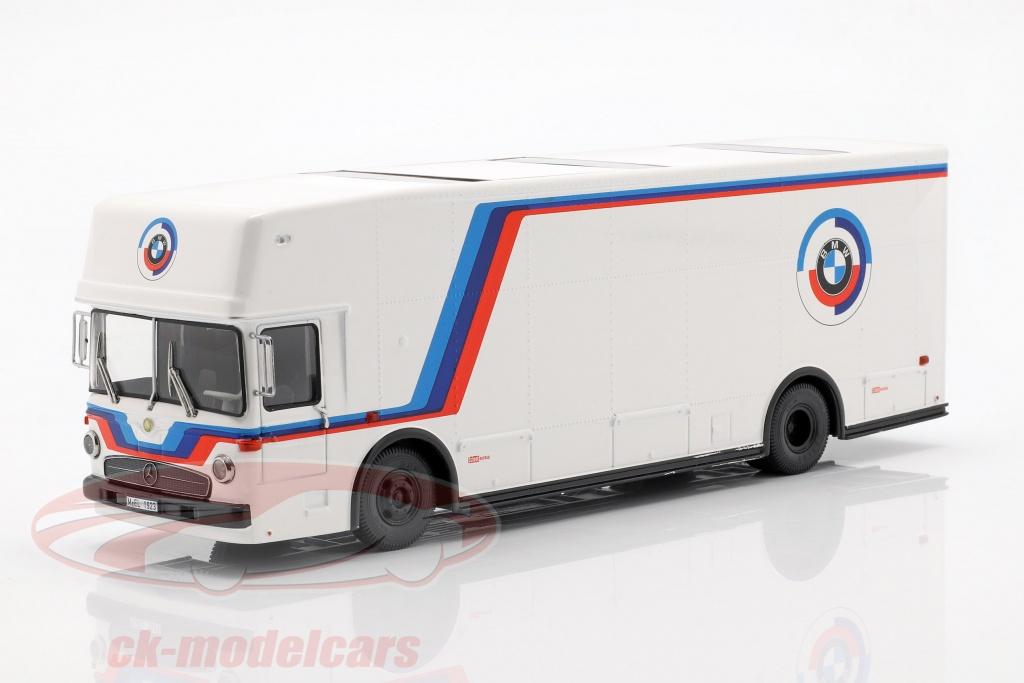schuco-1-43-mercedes-benz-o-317-renntransporter-bmw-motorsport-weiss-450373200/
