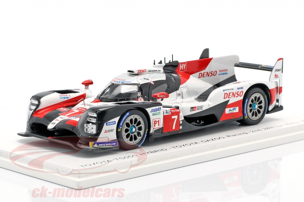 spark-1-43-toyota-ts050-hybrid-no7-2nd-24h-lemans-2019-conway-kobayashi-lopez-s7904/