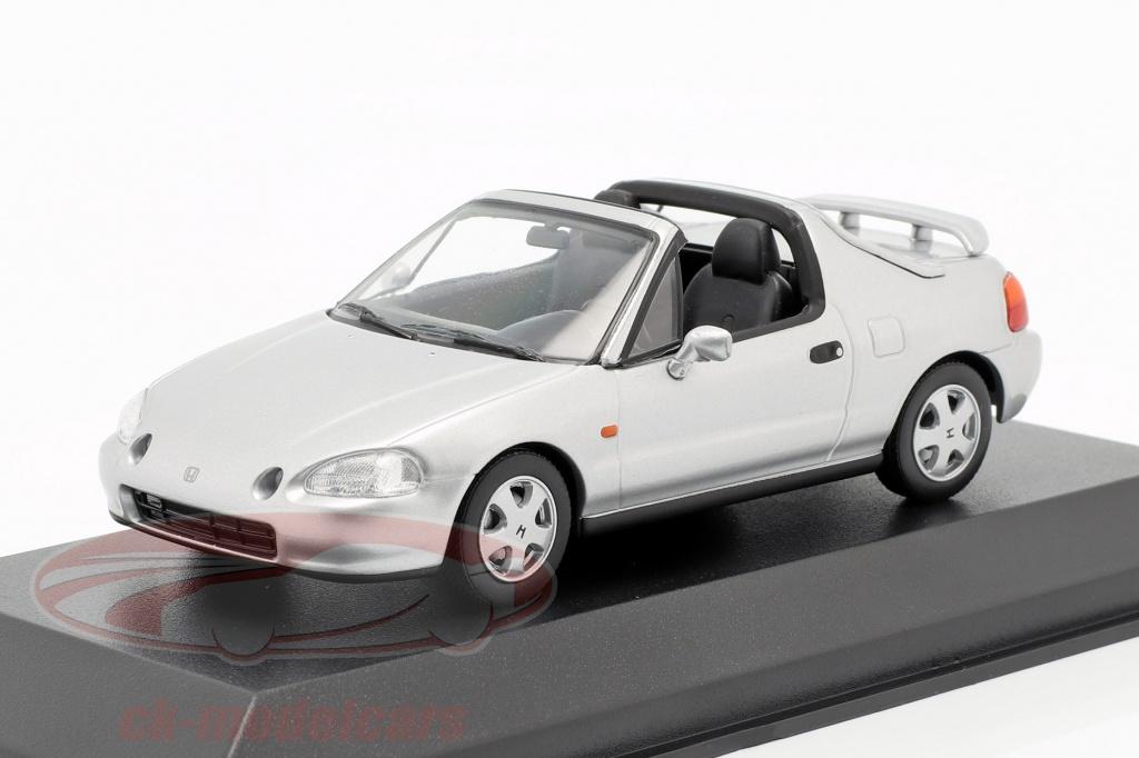 minichamps-1-43-honda-cr-x-del-sol-opfrselsr-1992-slv-metallisk-940191931/