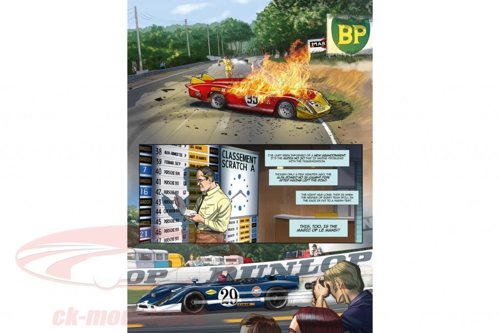 comic-and-steve-mcqueen-created-lemans-english-by-sandro-garbo-9783952517048/