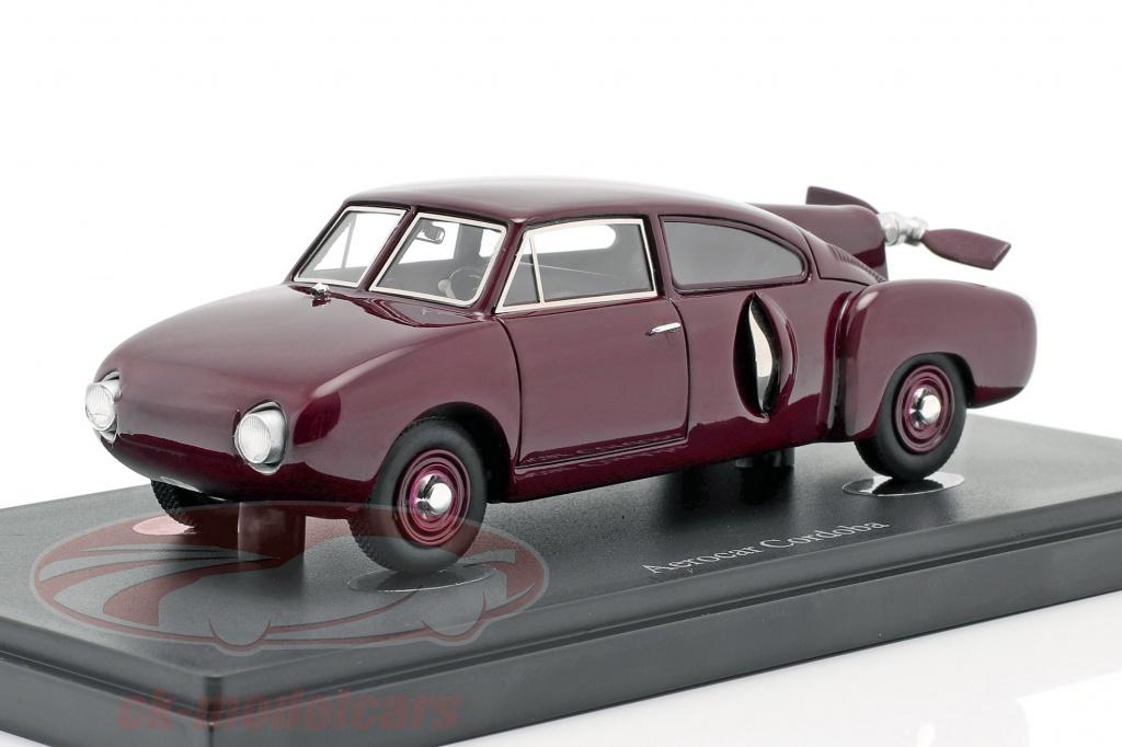 autocult-1-43-aerocar-cordoba-anno-di-costruzione-1953-scuro-rosso-04024/