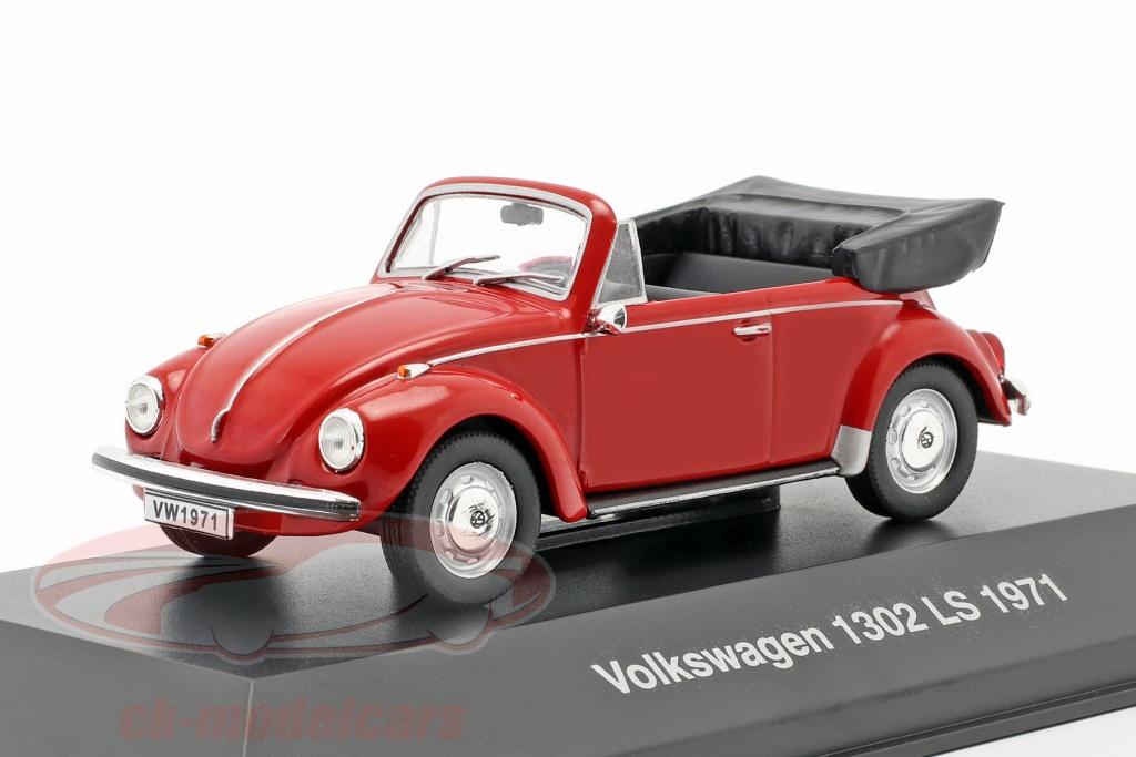 altaya-1-43-volkswagen-vw-scarafaggio-1302-ls-cabriolet-anno-di-costruzione-1971-rosso-i3009cmc007/