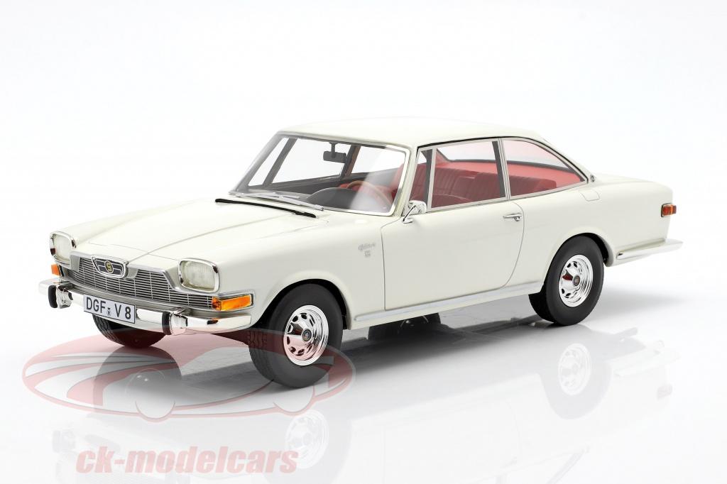 schuco-1-18-glas-2600-v8-year-1966-white-450020700/