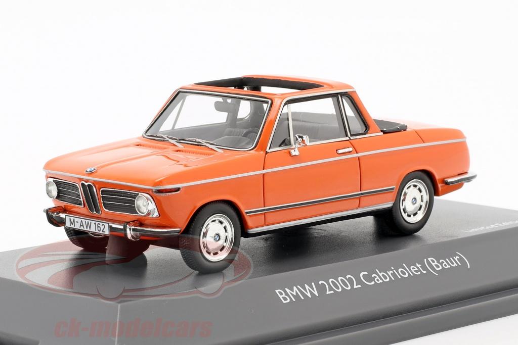 schuco-1-43-bmw-2002-cabriolet-baur-arancione-450908600/