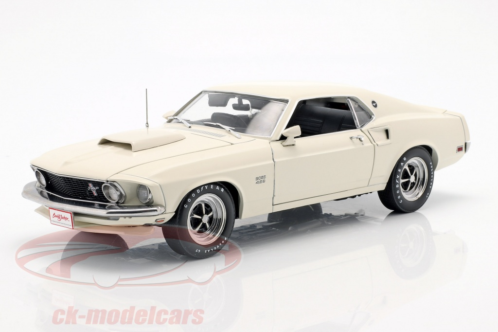 greenlight-1-18-ford-mustang-boss-429-year-1969-white-hwy18018/