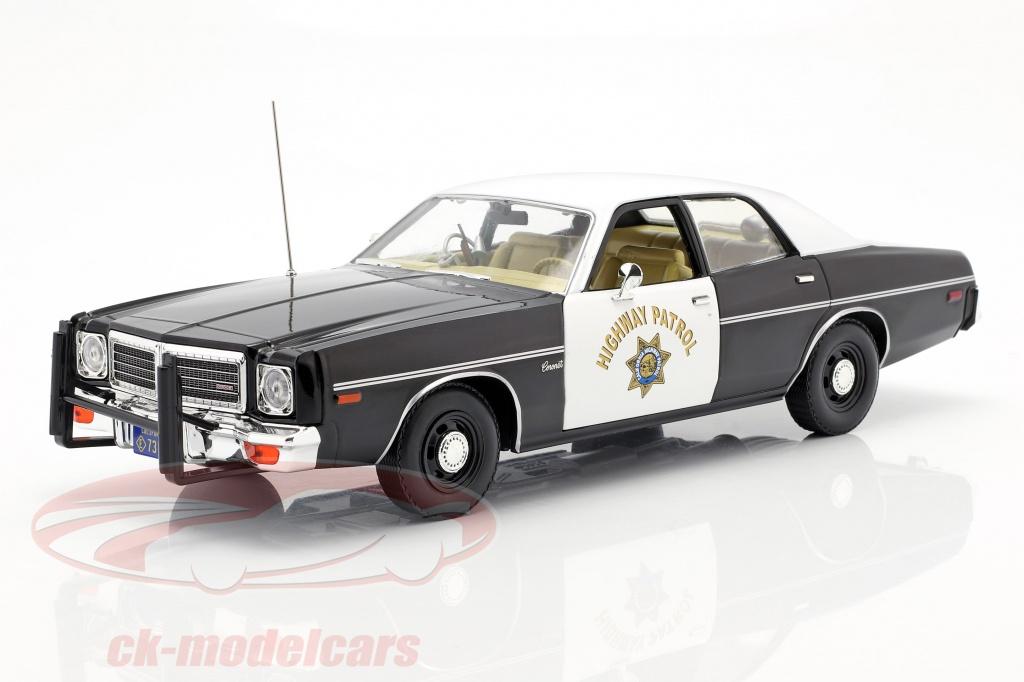 greenlight-1-18-dodge-coronet-california-highway-patrol-1975-black-white-19075/
