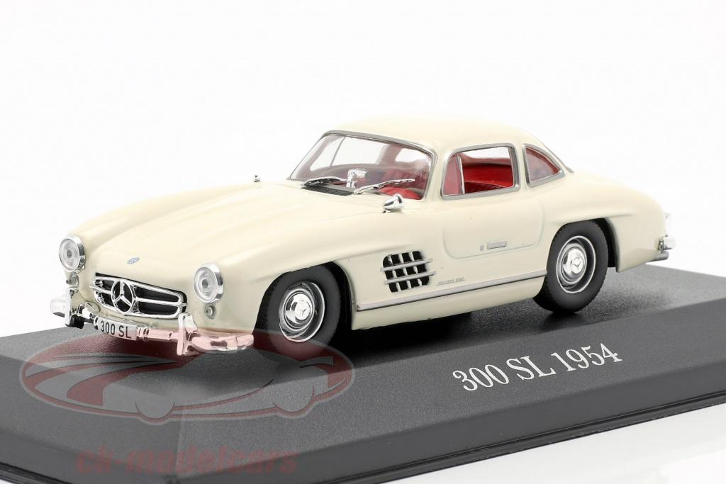 premium-collectibles-1-43-mercedes-benz-300-sl-w198-year-1954-1957-bright-ivory-b66041058/