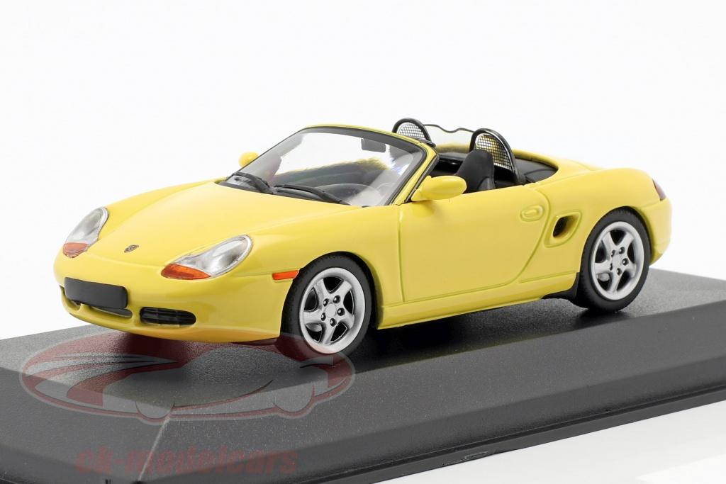 minichamps-1-43-porsche-boxster-s-cabriolet-opfrselsr-1999-gul-940068030/