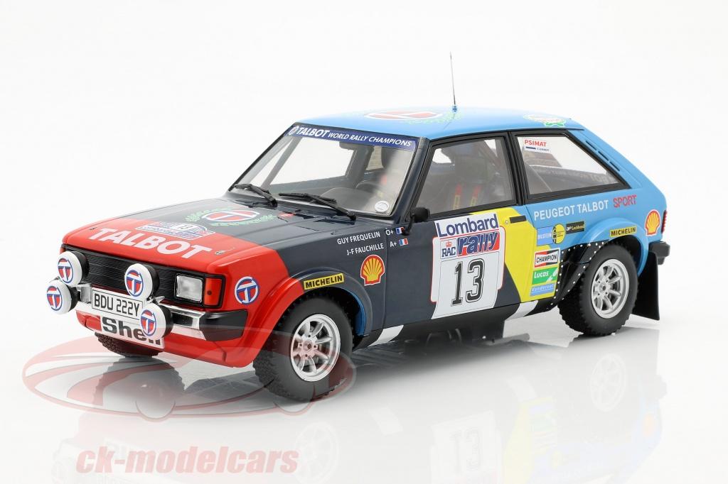 ixo-1-18-talbot-sunbeam-lotus-no13-lombard-rac-rallye-1982-frequelin-fauchelle-18rmc035b/