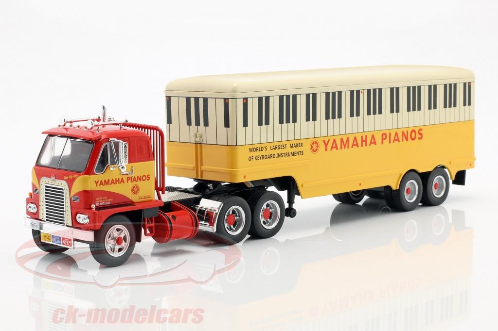 ixo-1-43-international-harvester-dcof-405-yamaha-pianos-anno-di-costruzione-1959-rosso-giallo-ttr015/
