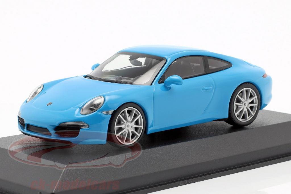 minichamps-1-43-porsche-911-991-carrera-s-annee-de-construction-2012-bleu-940060220/