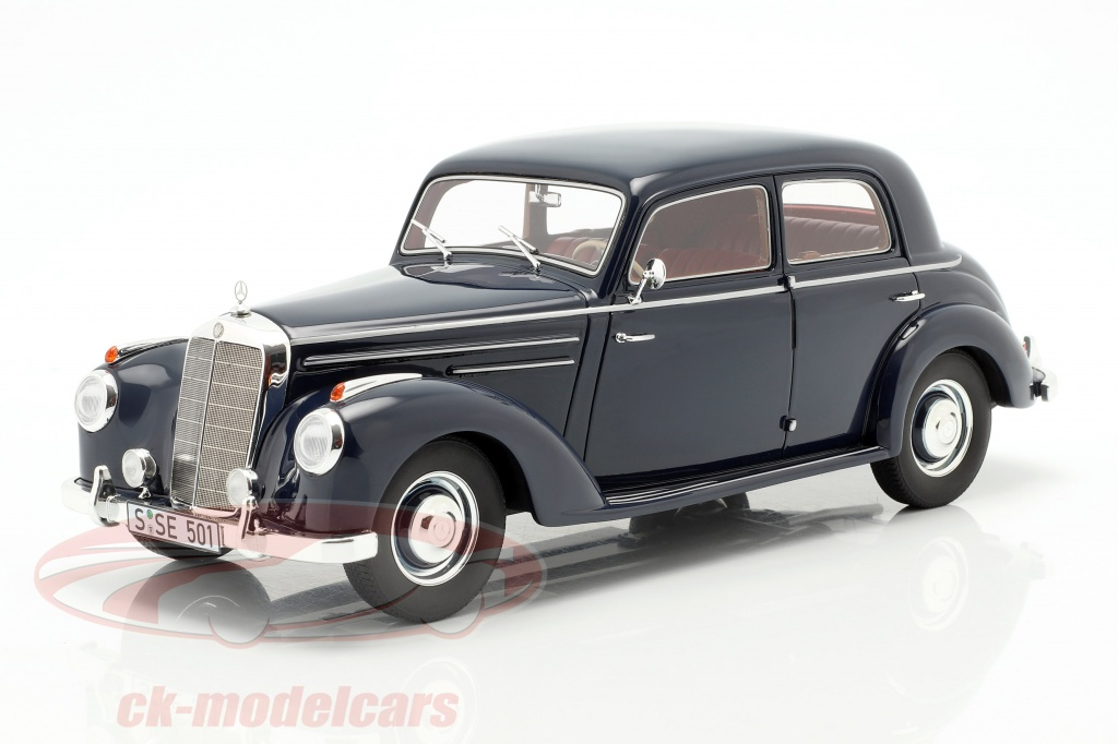 cult-scale-models-1-18-mercedes-benz-220-w187-limousine-year-1953-blue-cml050-1/