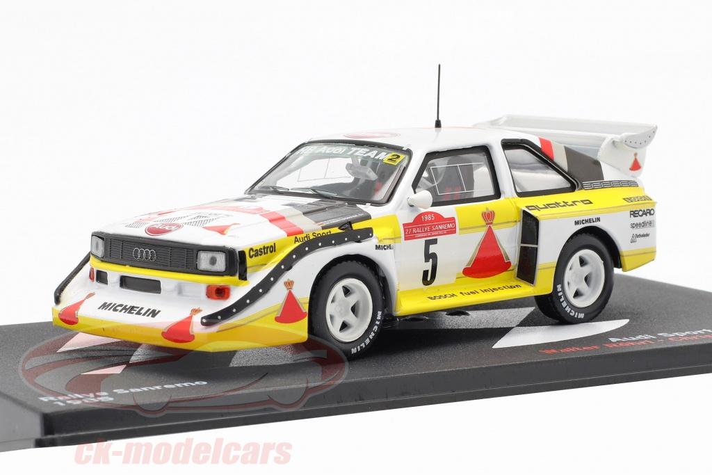 altaya-1-43-audi-quattro-sport-e2-no5-winner-rallye-san-remo-1985-roehrl-geistdoerfer-mag-kd068/
