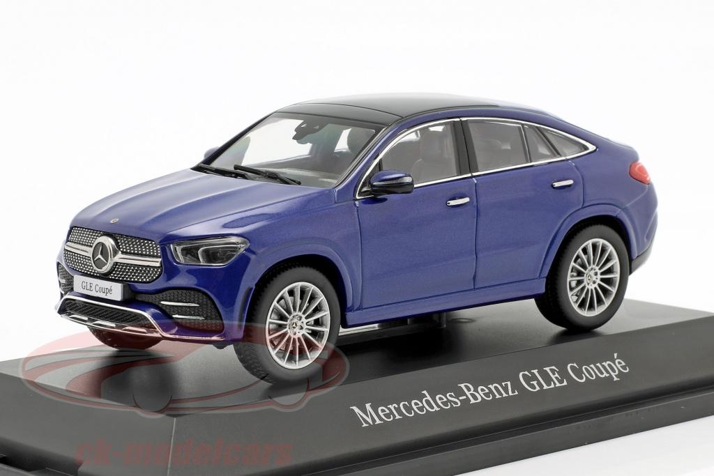 iscale-1-43-mercedes-benz-gle-coupe-c167-briljant-blauw-b66960820/