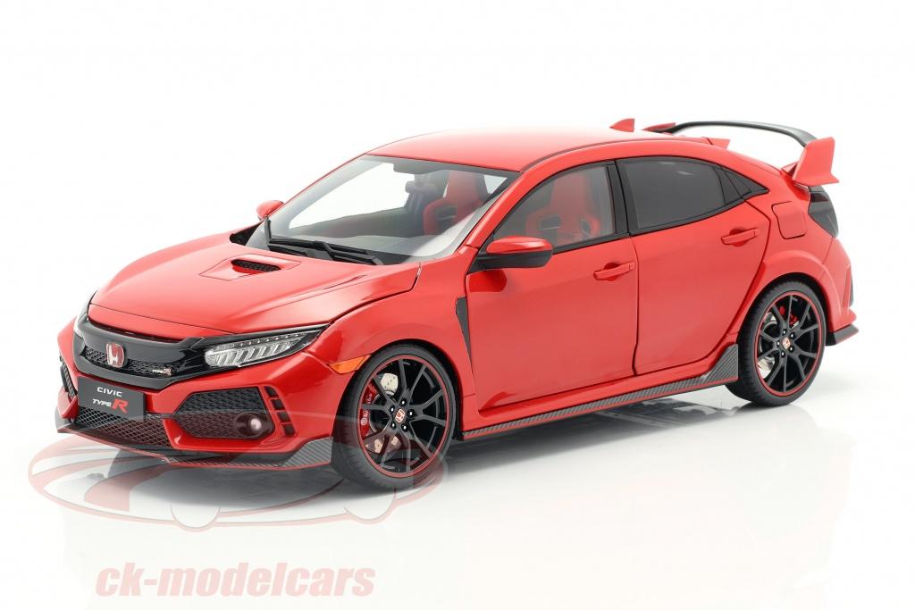 lcd-models-1-18-honda-civic-type-r-vermelho-lcd18005re/