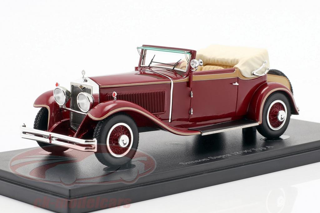 autocult-1-43-simson-supra-18-90-typ-a-baujahr-1931-dunkelrot-01010/
