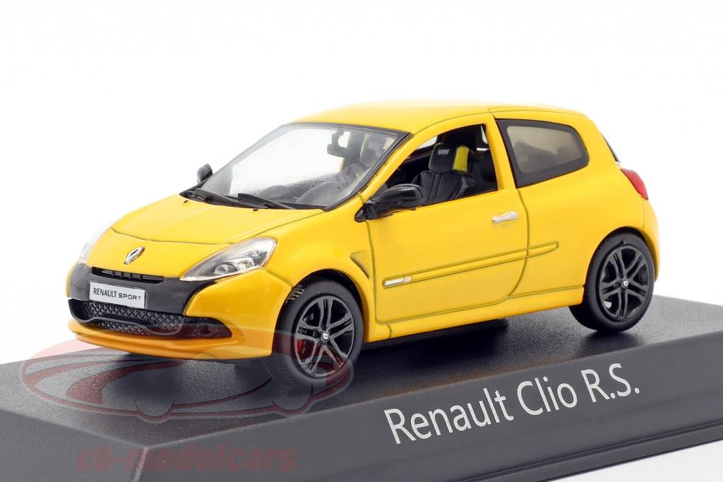 norev-1-43-renault-clio-r-s-ano-de-construcao-2009-srius-amarelo-517589/