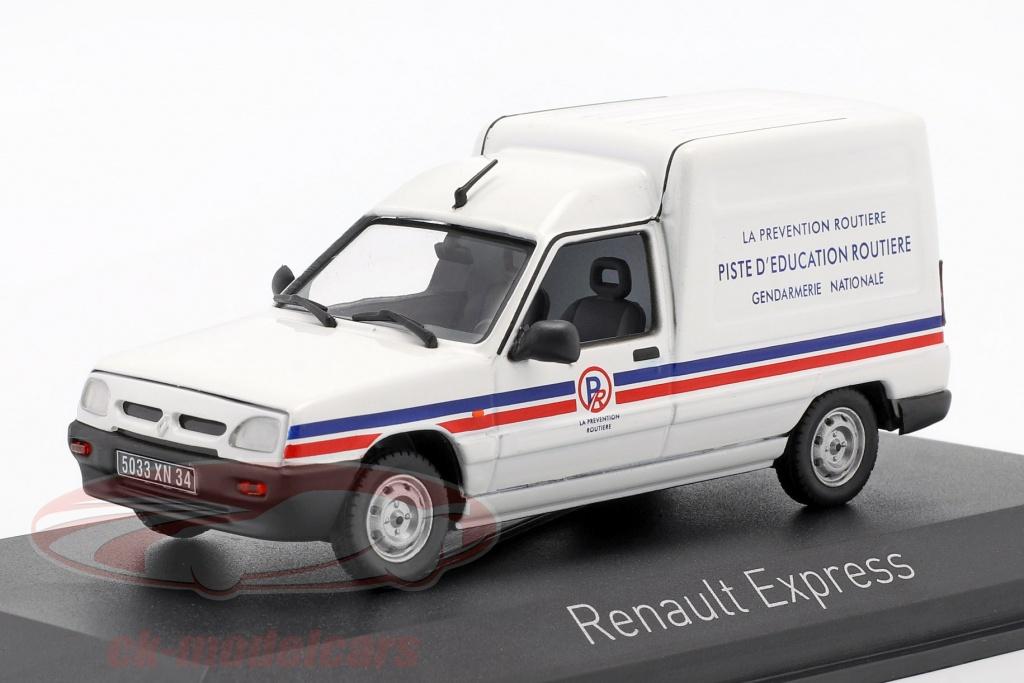 norev-1-43-renault-express-baujahr-1995-gendarmerie-weiss-514005/