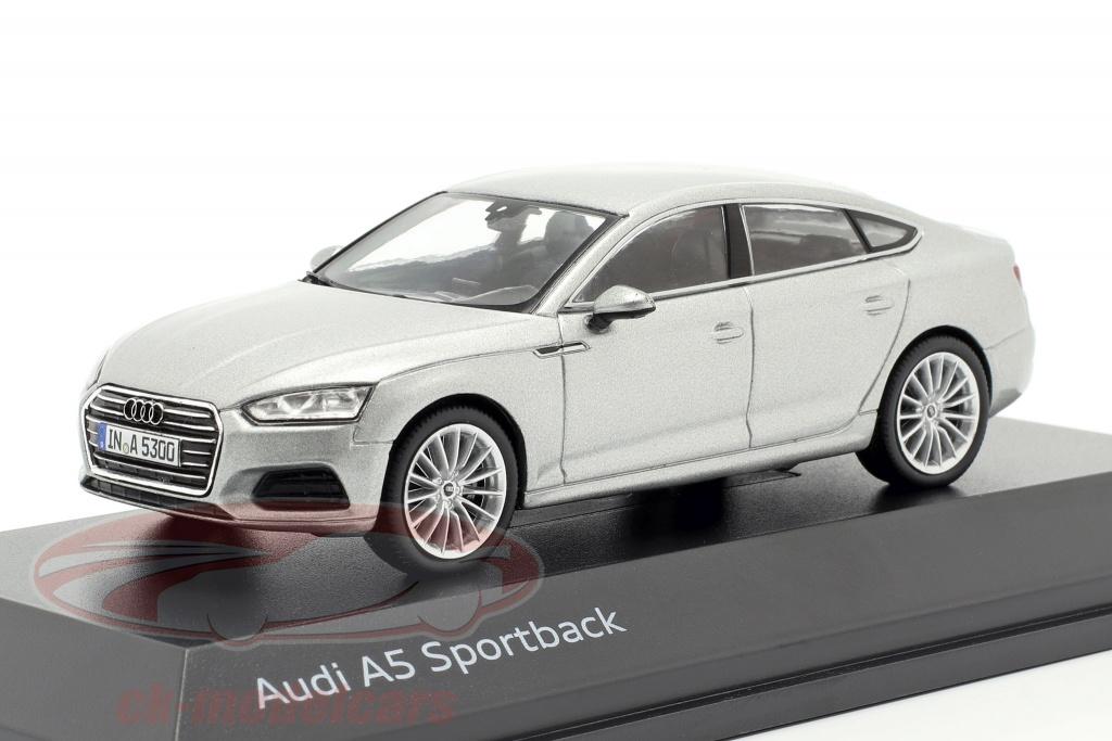 spark-1-43-audi-a5-sportback-bouwjaar-2017-florett-zilver-5011605031/