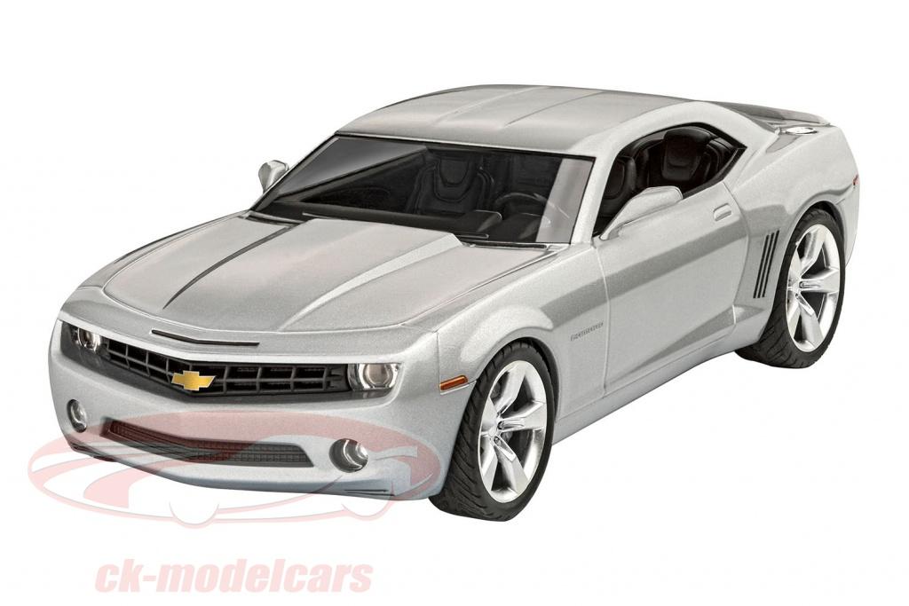 revell-1-25-chevrolet-camaro-concept-car-2006-silver-grey-kit-07648/